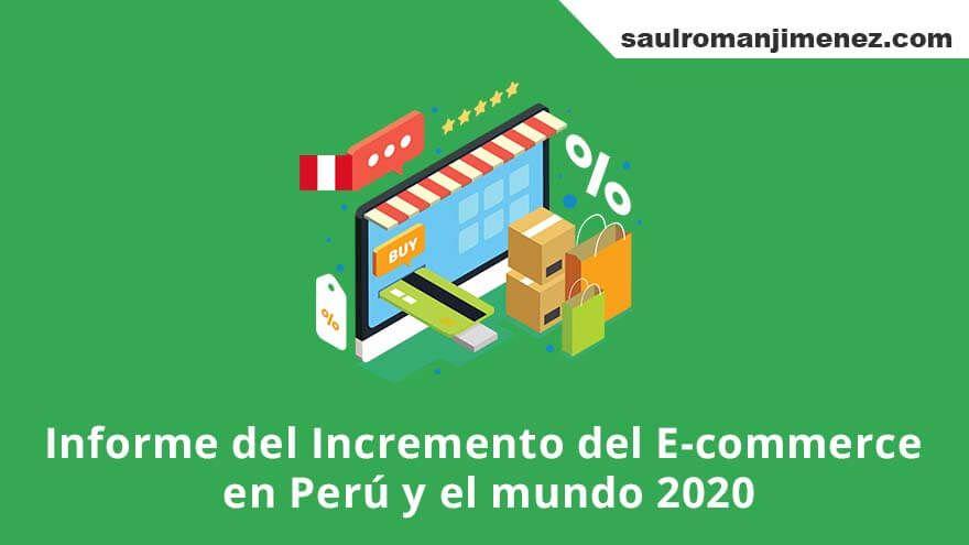informe comercio electronico 2020