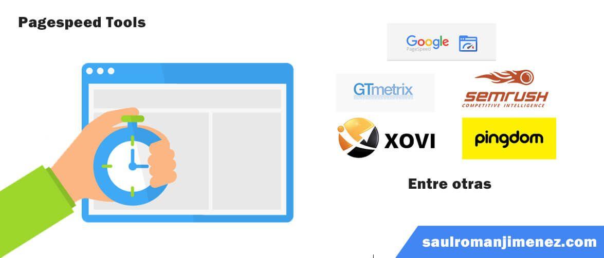 herramientas de velocidad de página