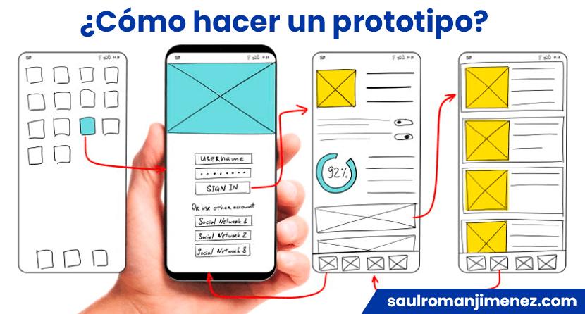 como hacer un prototipo
