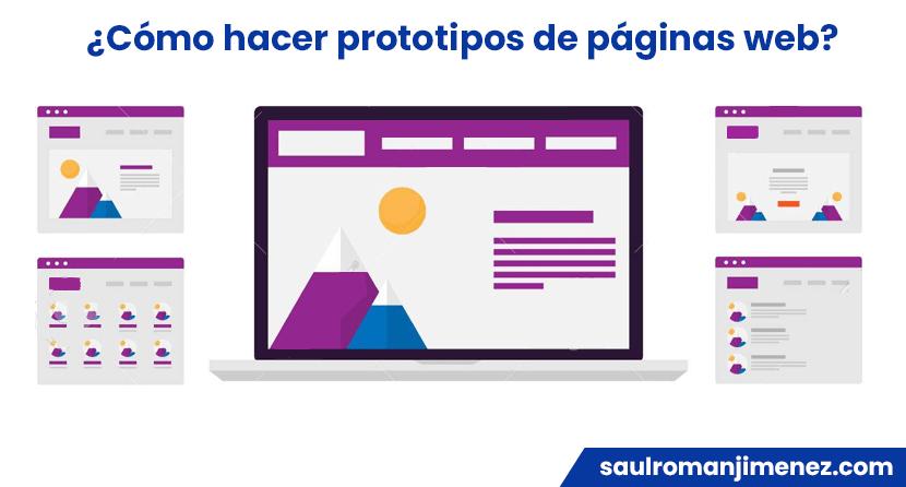 prototipo de pagina web